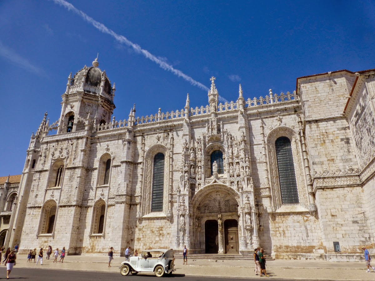 Monastery of San Antonio el Real