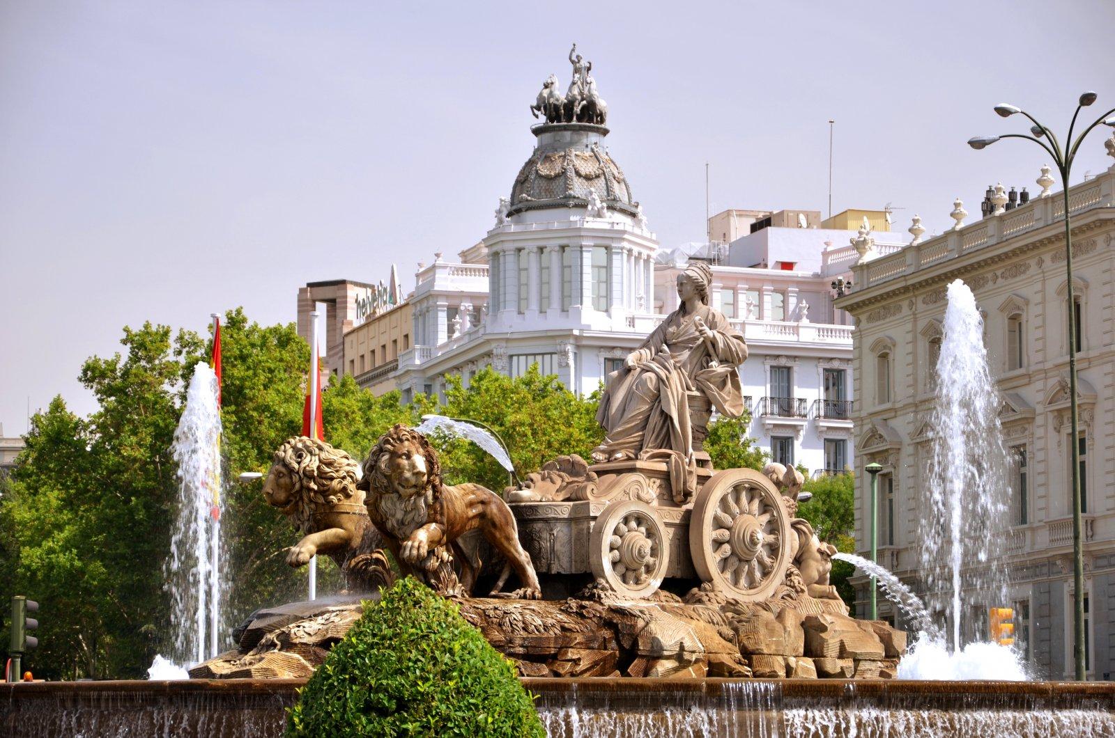多元化城市-马德里