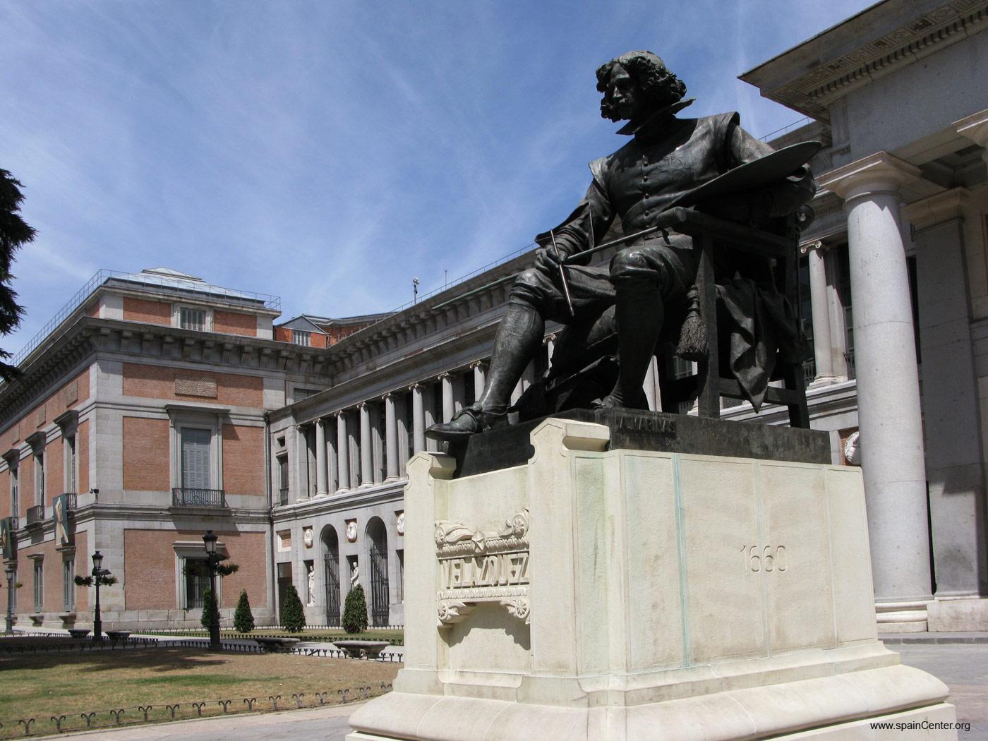 马德里博物馆索引