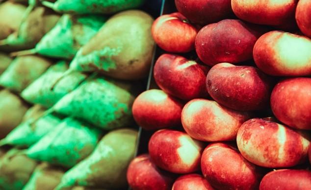 巴塞罗那-博盖利亚大市场 蔬菜水果也惊艳