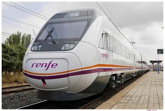 代购西班牙高速AVE火车票RENFE
