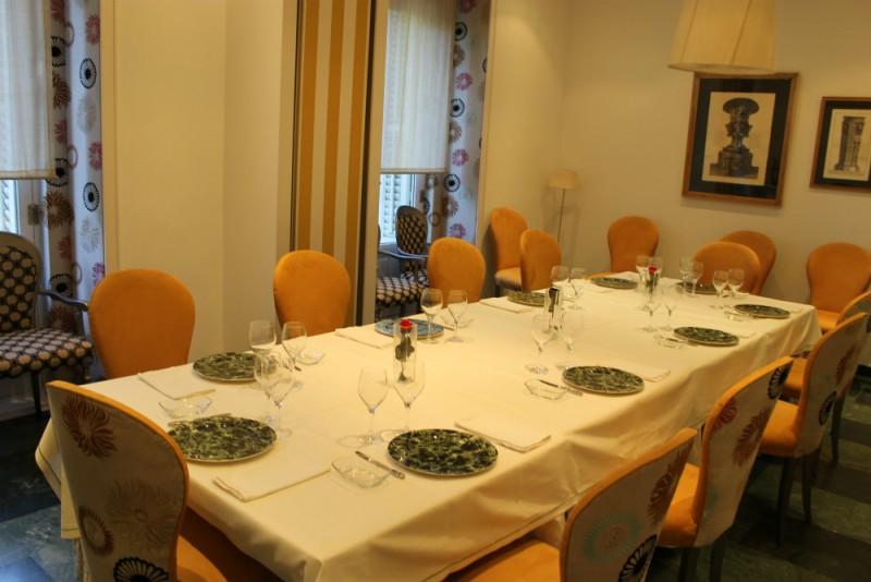 马德里最著名的使馆茶餐厅 Embassy