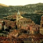 西班牙绝美小镇-阿尔巴拉辛-Albarracín