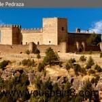 西班牙佩德拉萨 Pedraza 小镇的秉烛之夜