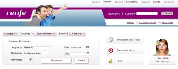 西班牙火车网上订票详细攻略2