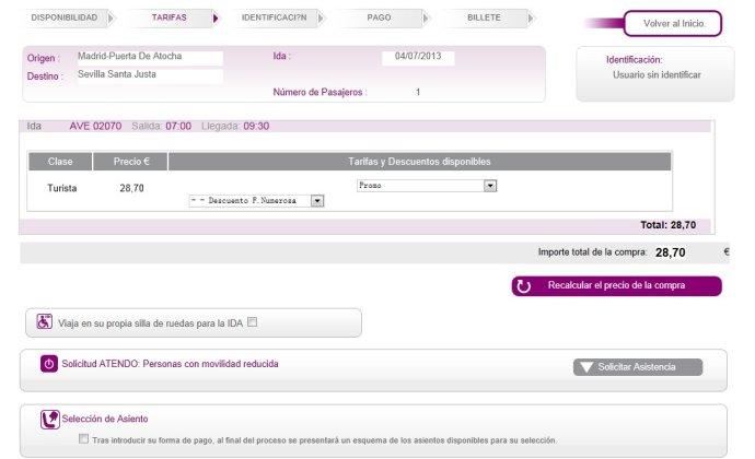 西班牙火车网上订票详细攻略4