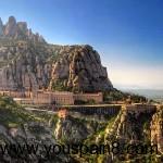 西班牙蒙塞拉特修道院