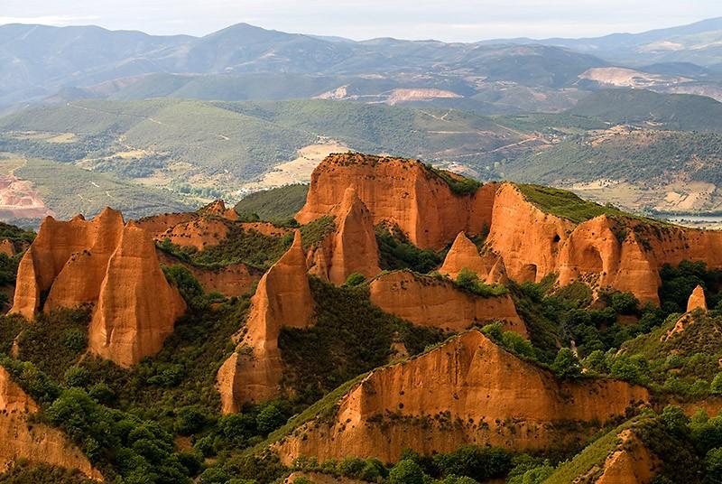 推荐西班牙10个小众清新之旅